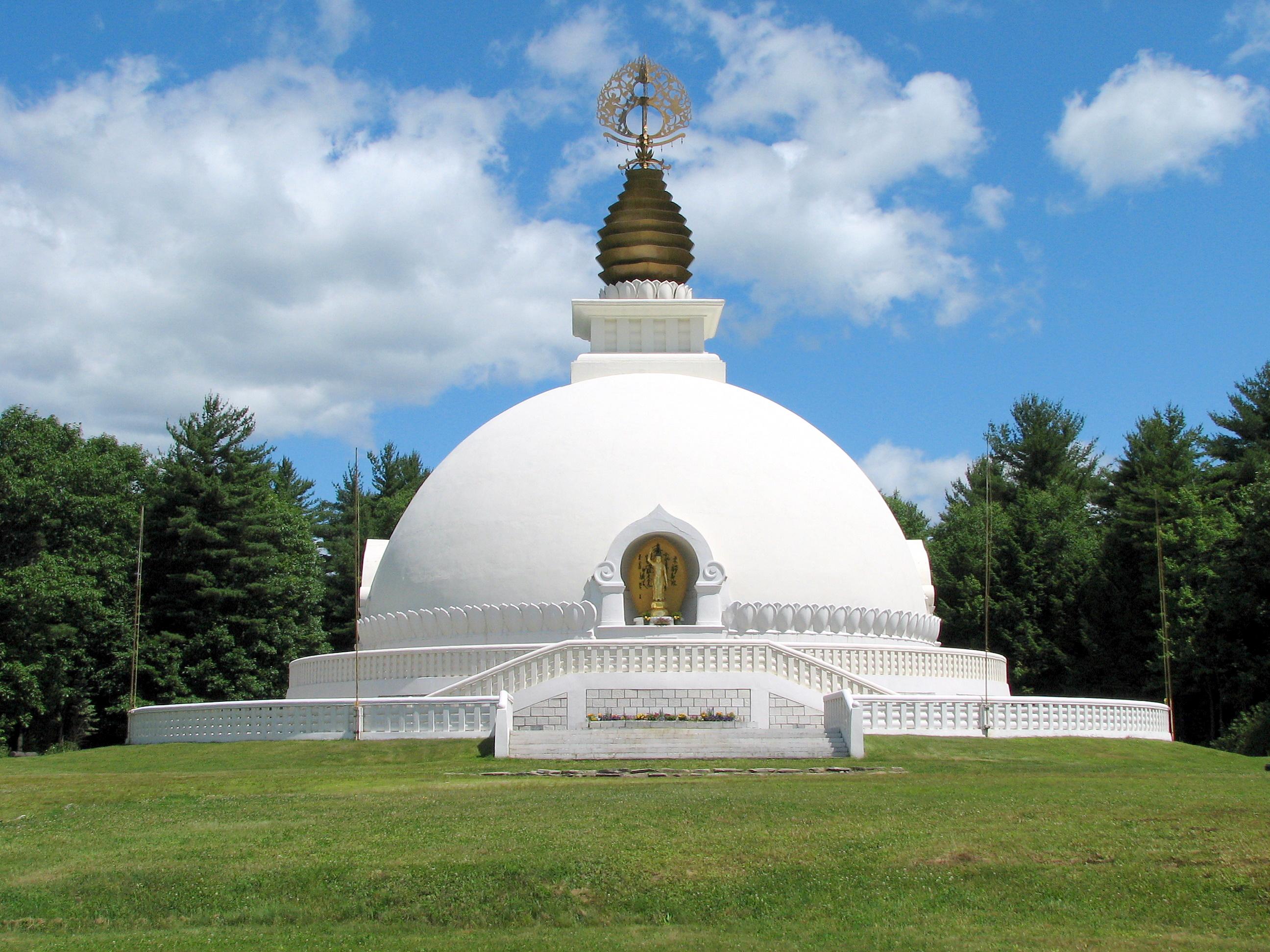 Everett Chevrolet >> Pics For > World Peace Pagoda